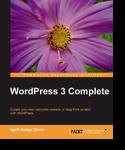 La copertina del libro WordPress 3 Complete