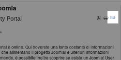 Una schermata che mostra l'icona di cui si parla nell'articolo